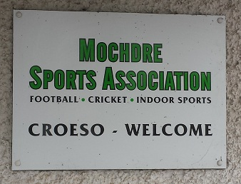 Welcome to Mochdre Sports!