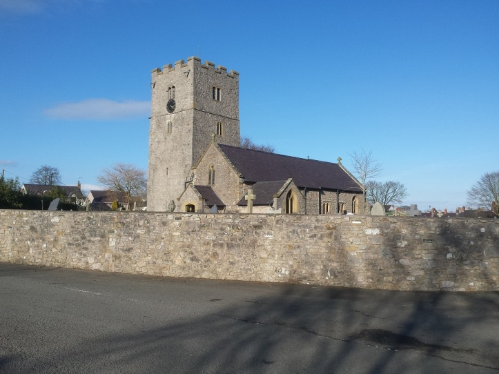 St. Michael's Church - the historical parish church of Caerwys