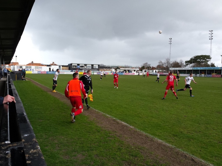 Throw in for Rhyl