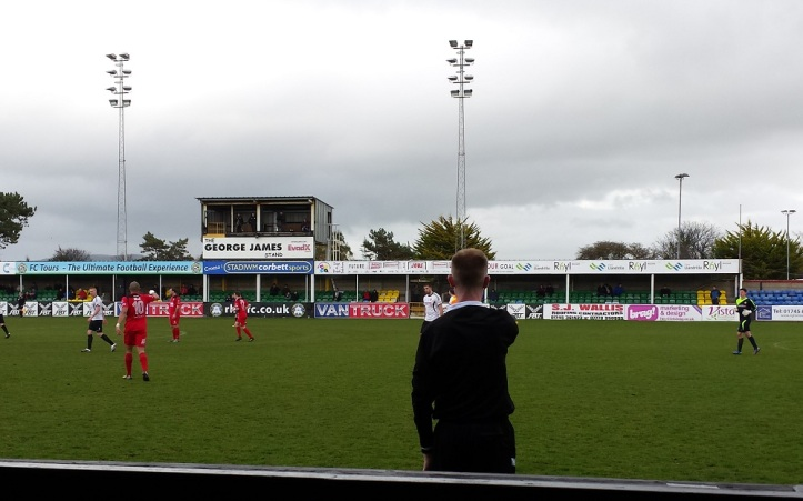 Offside for Connah's Quay