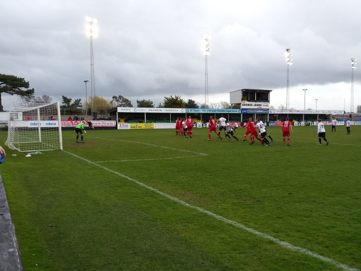 ...but it's saved and Connah's Quay take the victory!!
