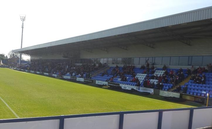 Henshaw's Stand