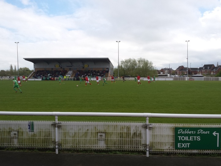 Ilkeston looking for their second goal
