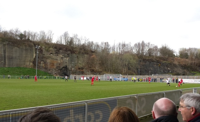 The Robins looking for an equaliser