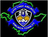 Amlwch Town's badge