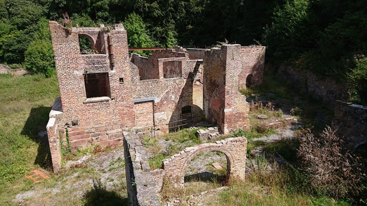 Greenfield Valley Ruins