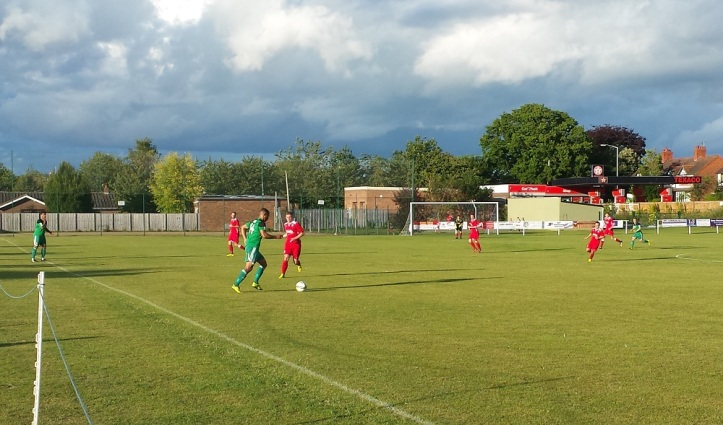 Gresford on the attack