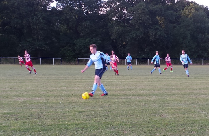 Hawarden with possession