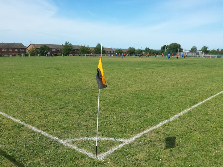 The Mine - home of Meliden F.C.