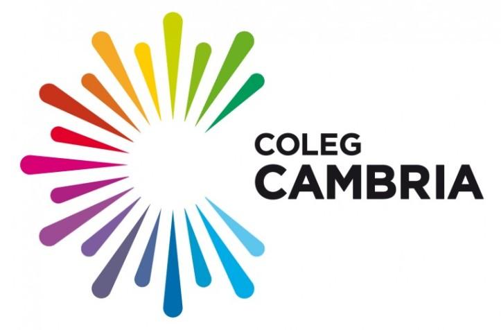 Coleg Cambria's logo
