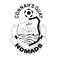 The old Connah's Quay Nomads badge