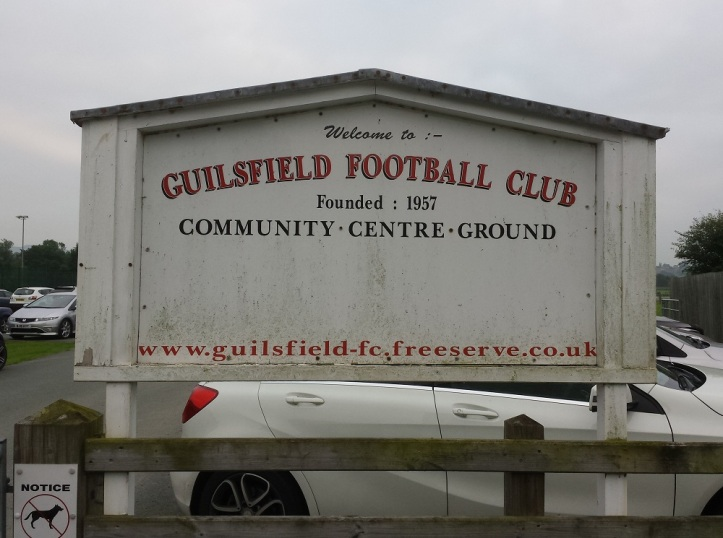 Welcome to Guilsfield Football Club