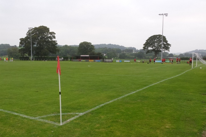 One of the most picturesque grounds I have been to