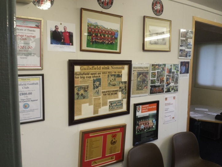 "The Guilsfield ""Wall of Fame"""