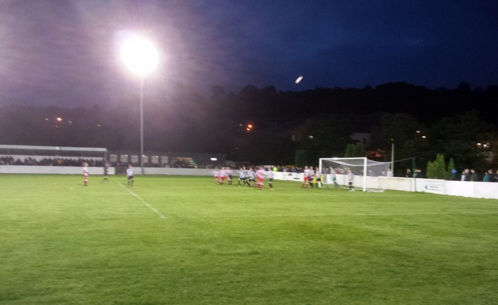 Holywell go searching for an equaliser