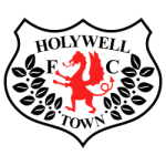 The Holywell Town badge