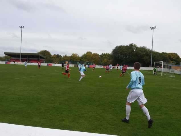 Buckley Town vs Flint Town United on 10th October