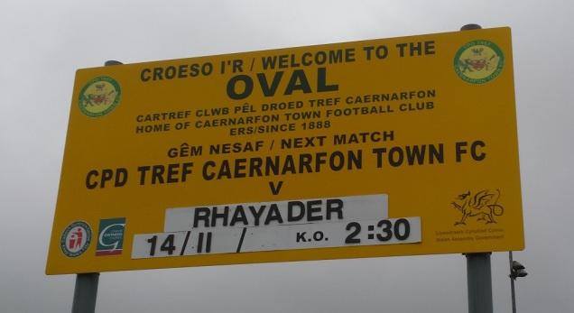 Caernarfon vs Rhayader 14th Nov 2015 (2)