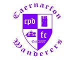 Caernarfon Wanderers Badge