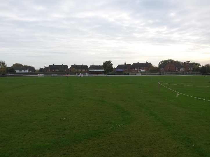 The view of the ground