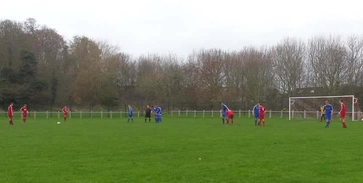 FC Nomads vs Ruthin Town 5th Dec (11)
