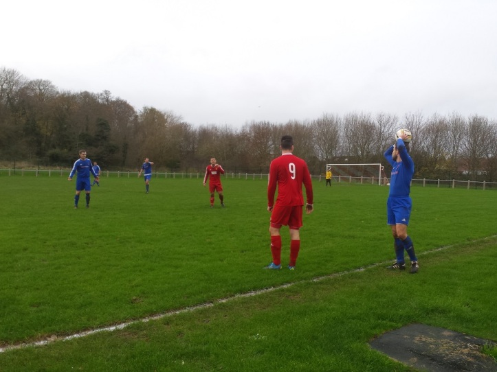 FC Nomads vs Ruthin Town 5th Dec (14)