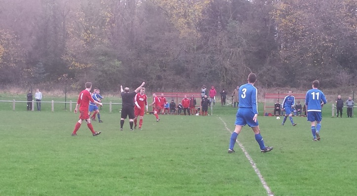 FC Nomads vs Ruthin Town 5th Dec (15)
