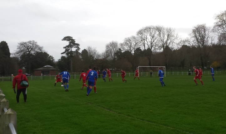 FC Nomads vs Ruthin Town 5th Dec (18)