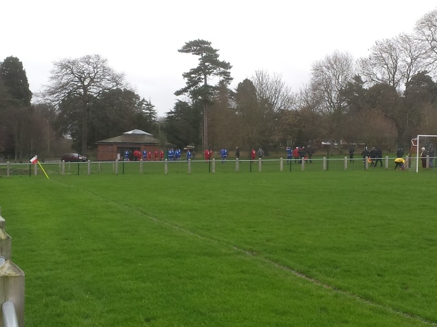 FC Nomads vs Ruthin Town 5th Dec (22)