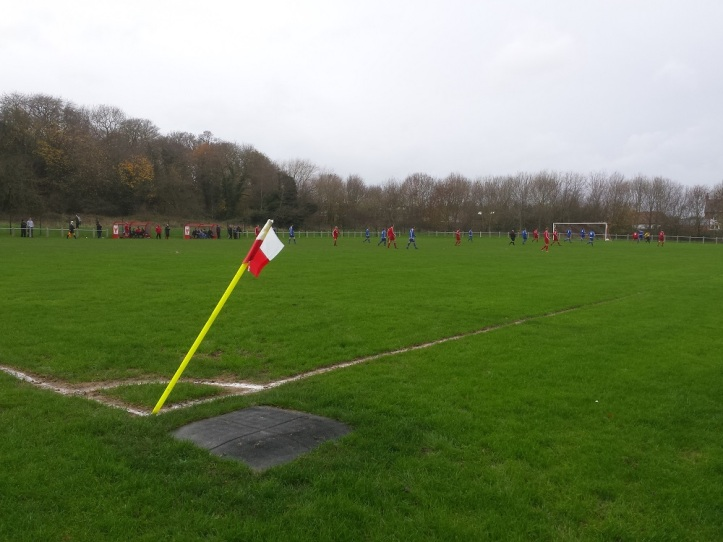 FC Nomads vs Ruthin Town 5th Dec (3)