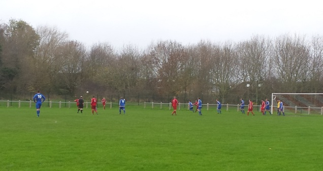 FC Nomads vs Ruthin Town 5th Dec (4)