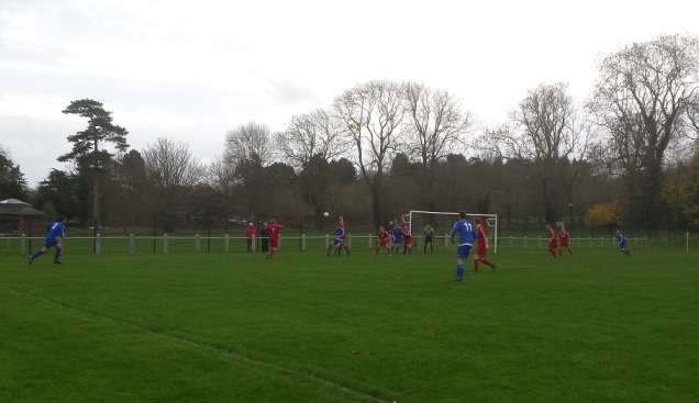 FC Nomads vs Ruthin Town 5th Dec (6)