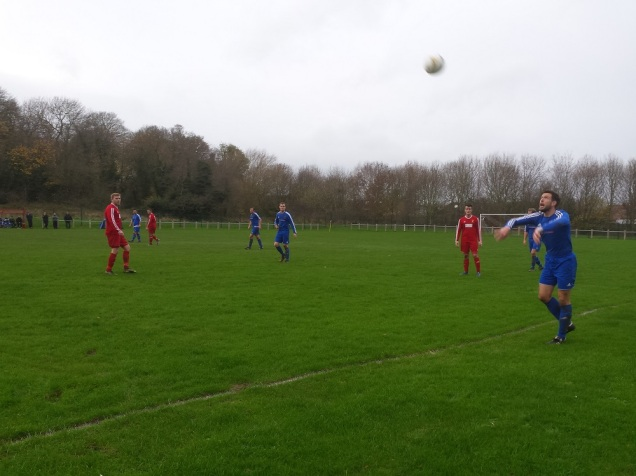 FC Nomads vs Ruthin Town 5th Dec (7)