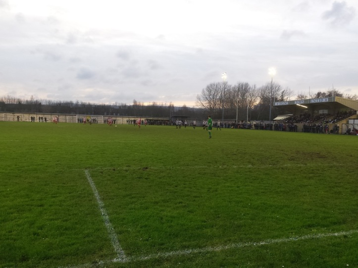 Flint Town vs Holywell Town 28th Dec (13)