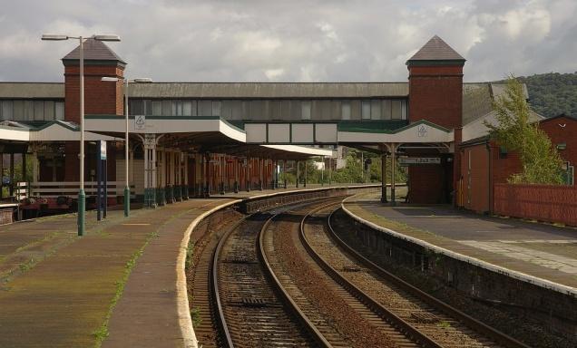 Llandudno Junction Station