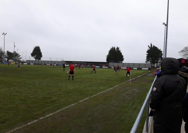 Porthmadog vs Buckley Town 12th Mar 2016 (30)
