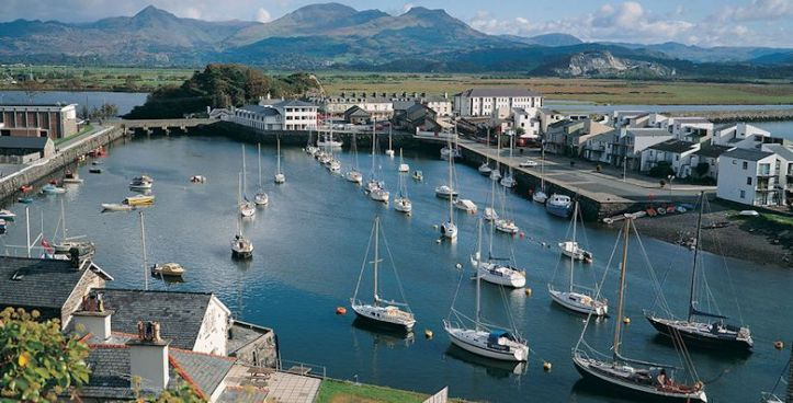 PorthmadogLlyn Peninsula Towns & Villages - North N60-554-SP