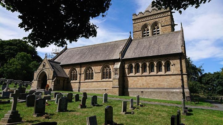 Halkyn Church (1)