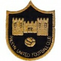Halkyn United Badge