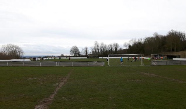 Halkyn United vs Llanllyfni 2nd Apr (4)