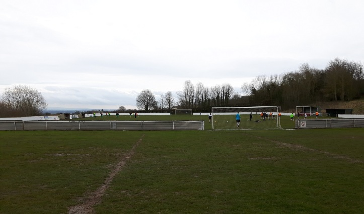 Halkyn United vs Llanllyfni 2nd Apr (4)