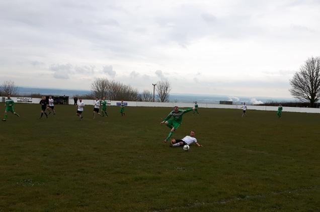 Halkyn United vs Llanllyfni 2nd Apr (46)