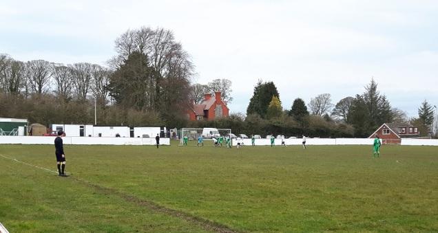 Halkyn United vs Llanllyfni 2nd Apr (83)