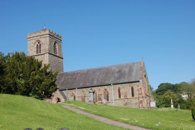 Llanfair Caereinion Church