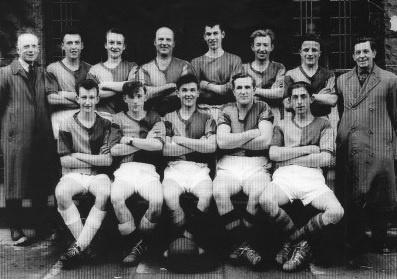 Llanfair Caereinion FC 1961