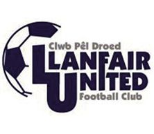 Llanfair United Badge