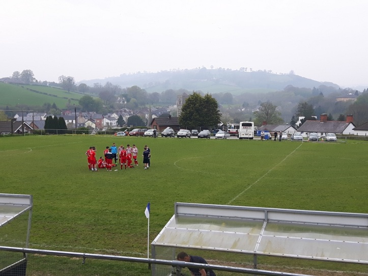 Llanfair Utd vs Holywell Town - 7th May (13)