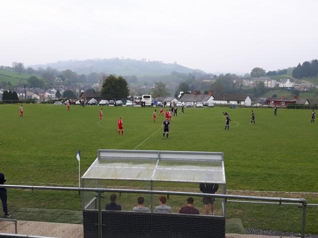 Llanfair Utd vs Holywell Town - 7th May (15)