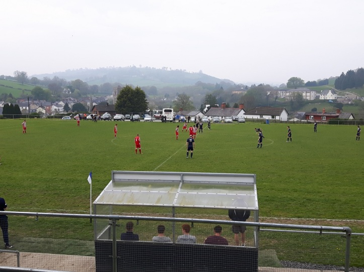 Llanfair Utd vs Holywell Town - 7th May (15)