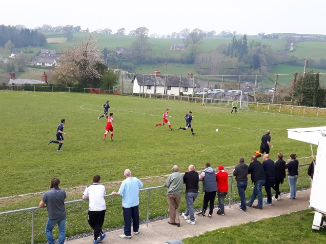 Llanfair Utd vs Holywell Town - 7th May (18)